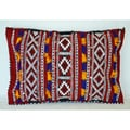 Berber Kilim Rectangle Pillow Cover (Morocco)