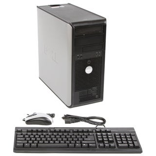 Dell OptiPlex 745 1.86GHz 4GB 750GB Minitower Computer (Refurbished)