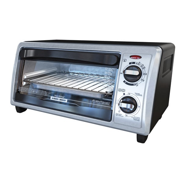 Black & Decker 4-slice Toaster Oven 10916477