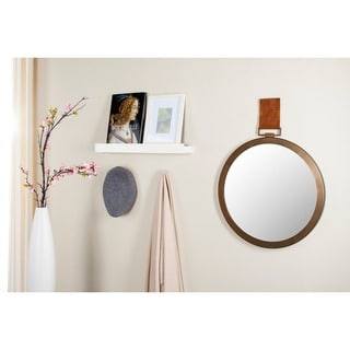 Safavieh Time Out Warm Amber Mirror