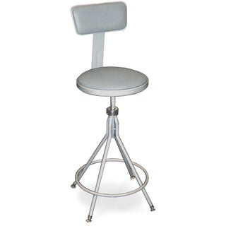 Boss Caressoft Chrome Finished Adjustable Upholstered