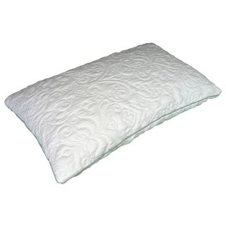Better Snooze Plush Gel Memory Foam Pillow