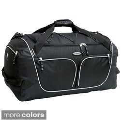 Traveler's Club 26-inch 'Parkour Collection' Weekender Duffel Bag