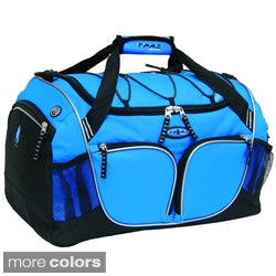 Traveler's Club 20-inch 'Parkour Collection' Multi-purpose Carry On Duffel Bag