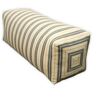 Rose Tree 'Newport' Striped Neckroll Pillow