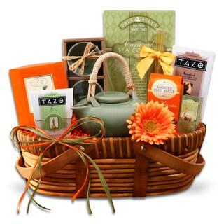 Alder Creek 'A Time for Tazo Tea' Gift Basket