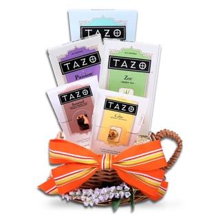 Alder Creek Tazo Tasters Gift Basket