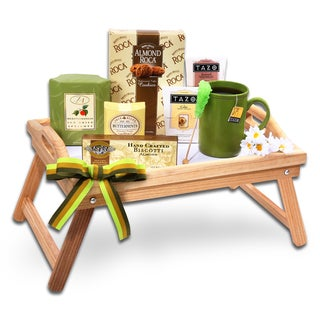Alder Creek Tazo Tea Breakfast Gift Basket