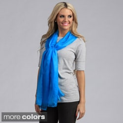 Cashmere Showroom Women's Silk Summer Scarf
