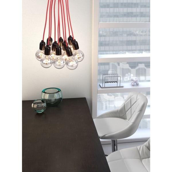 Nimbus Chrome Ceiling Lamp