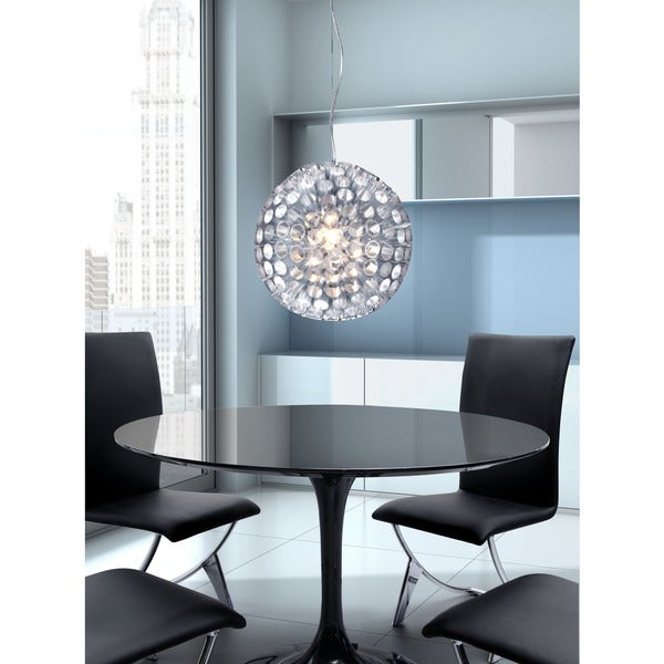 Proxima Aluminum Ceiling Lamp
