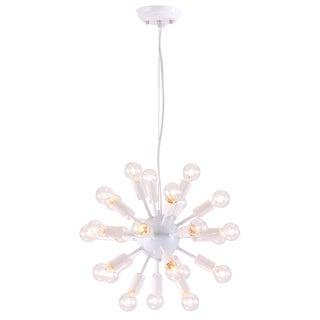 Propulsion 24-light White Ceiling Lamp