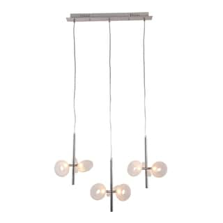 Twinkler Chrome Ceiling Lamp
