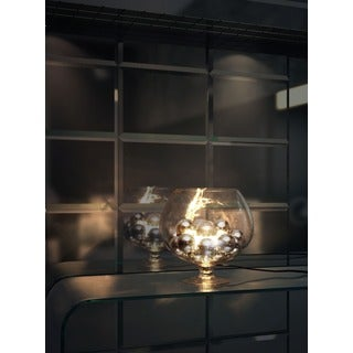 Terran Chrome Table Lamp