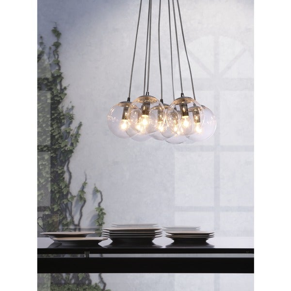 Decadence Clear Ceiling Lamp