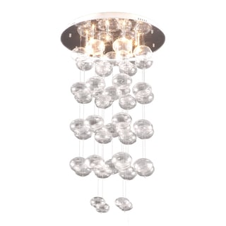 Vector Clear Ceiling Lamp