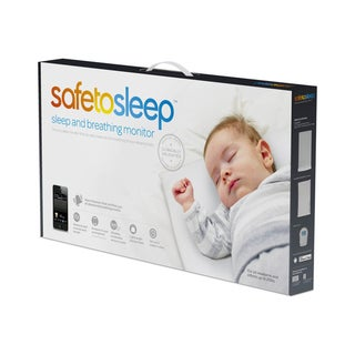 SafeToSleep Mobile Sleep and Baby Breathing Movement Monitor