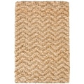Harrington Gold Jute Accent Rug (2' x 3')