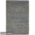 Santa Clarita Wool Jute Accent Rug (2&#39; x 3&#39;)