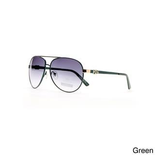 DASEIN by Anais Gvani Women's Classic Aviator Sunglasses