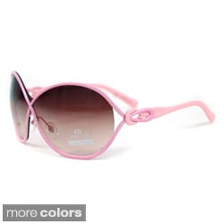 Anais Gvani Women's Chic Open Temple Sunglasses