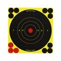 Birchwood Casey Shoot-N-C 3-inch Bull's Eye Targets (Pack of 60)