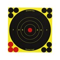 Birchwood Casey Shoot-N-C 6-inch Bull's Eye Targets (Pack of 60)