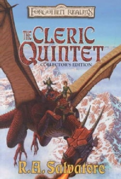 Forgotten Realms the Cleric Quintet: Canticle/In Sylvan Shadows/Night Masks/The Fallen Fortress/The Chaos Curse (Paperback)