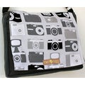 Handmade Medium Camera Evolution Messenger Bag