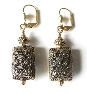 'Jasmine' Dangle Earrings