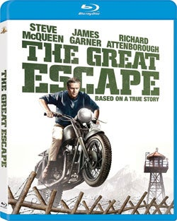 The Great Escape (Blu-ray Disc)