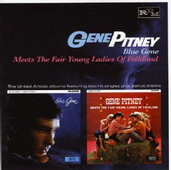 GENE PITNEY - BLUE GENE/MEETS THE FAIR YOUNG LADIES OF FOLKLAND