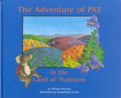 The Adventure of Paz in the Land of Numbers (Hardcover)
