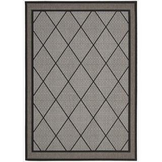 Eclipse Glamarous Diamond Silver Rug (9'6 x 13')