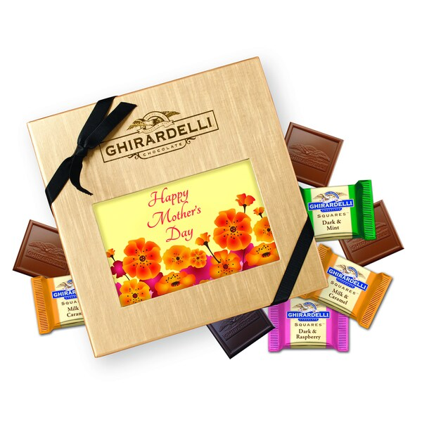 Ghirardelli Mother's Day Chocolate Deluxe Box