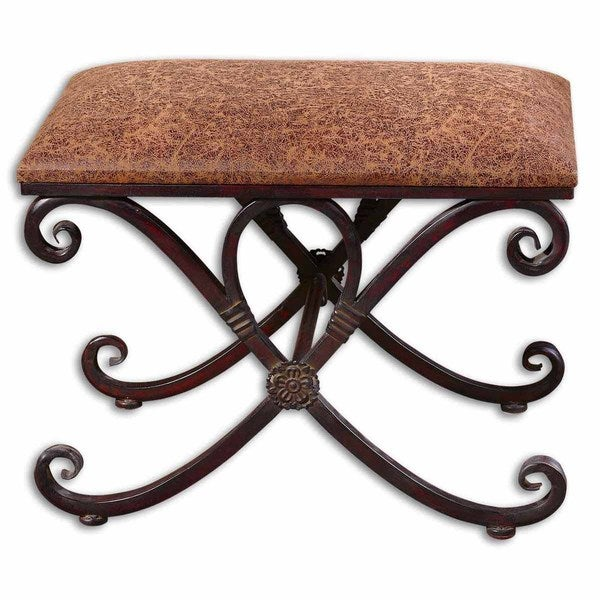 Uttermost Manoj Distressed Small Bench 10920196