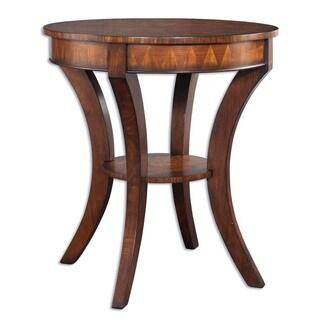 Ericson Round Lamp Table