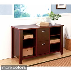 Furniture of America Contemporary Key Performance Multi-storage File Cabinet