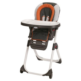 Graco Duo Diner Highchair in Tangerine