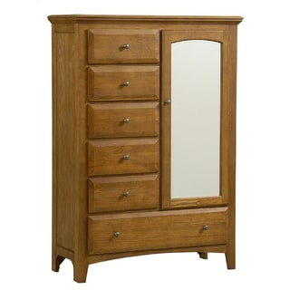 Retreat Solid Oak Wardrobe Armoire