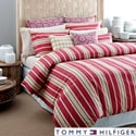 Tommy Hilfiger Zanzibar 3-piece Duvet Cover Set and Euro Sham Separates