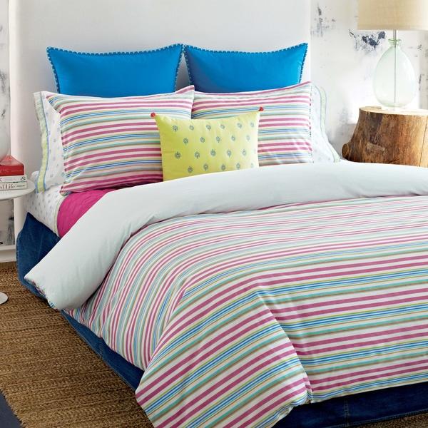 Tommy Hilfiger Pryia Stripe 3-piece Comforter Set
