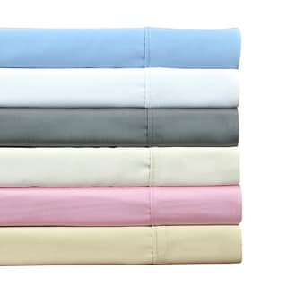 Brielle 100-percent Rayon from Bamboo Sateen 510 Thread Count Premium Sheet Set