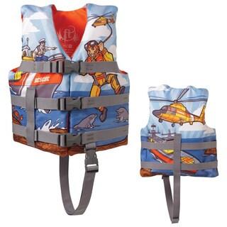 Full Throttle Child Character Vest Rescue Child