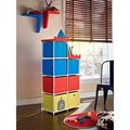 Altra Kids 7-bin Castle Storage Unit