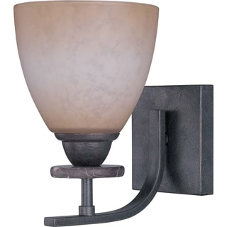 Nuvo Madison 1-light Ledgestone Vanity Fixture