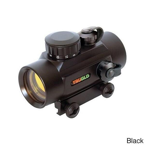 Tru Glo Red Dot 30 Millimeter DGBL2