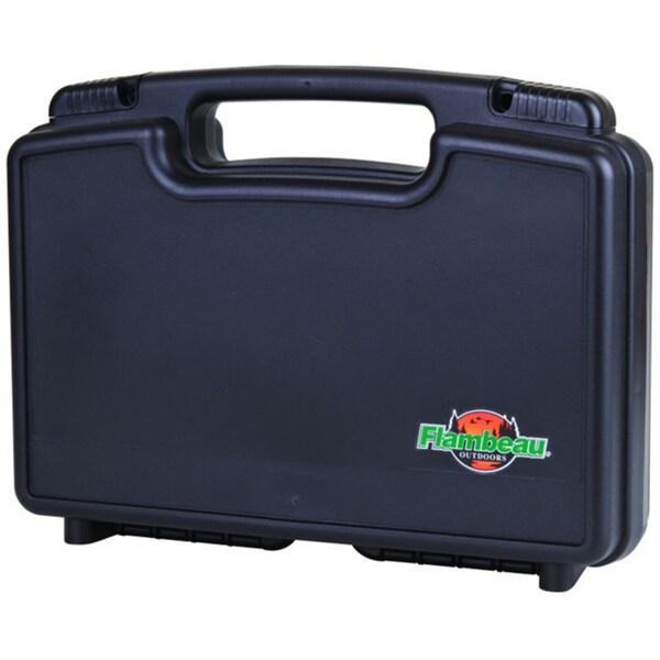 Flambeau Pistol Pack Series Hard Case