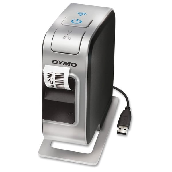 Dymo LabelManager PnP Thermal Transfer Printer - Monochrome - Desktop