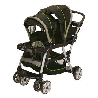 Graco Ready2Grow Stand and Ride Stroller in Surrey